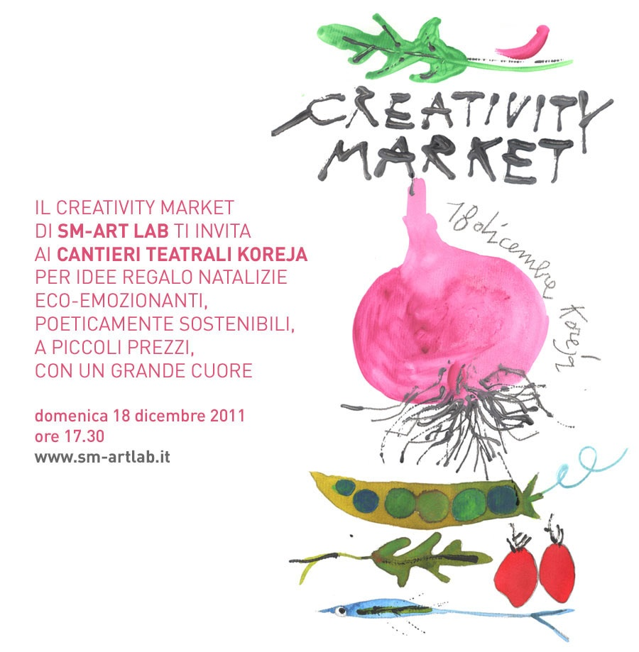 CREATIVITY MARKET KOREIA Lecce 00