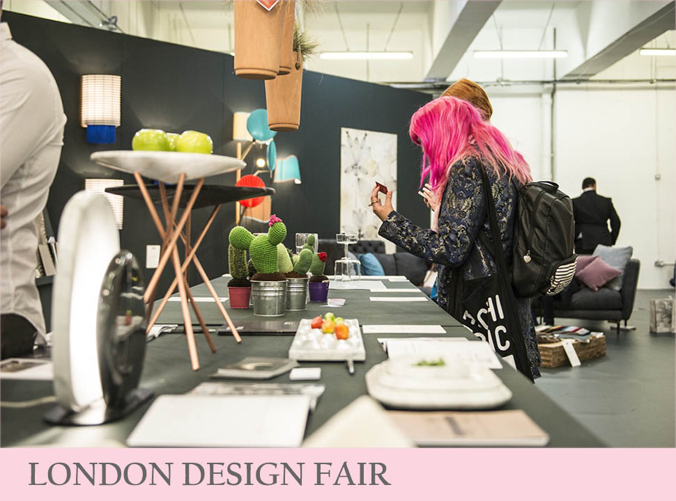London Design Fair Con Artegò